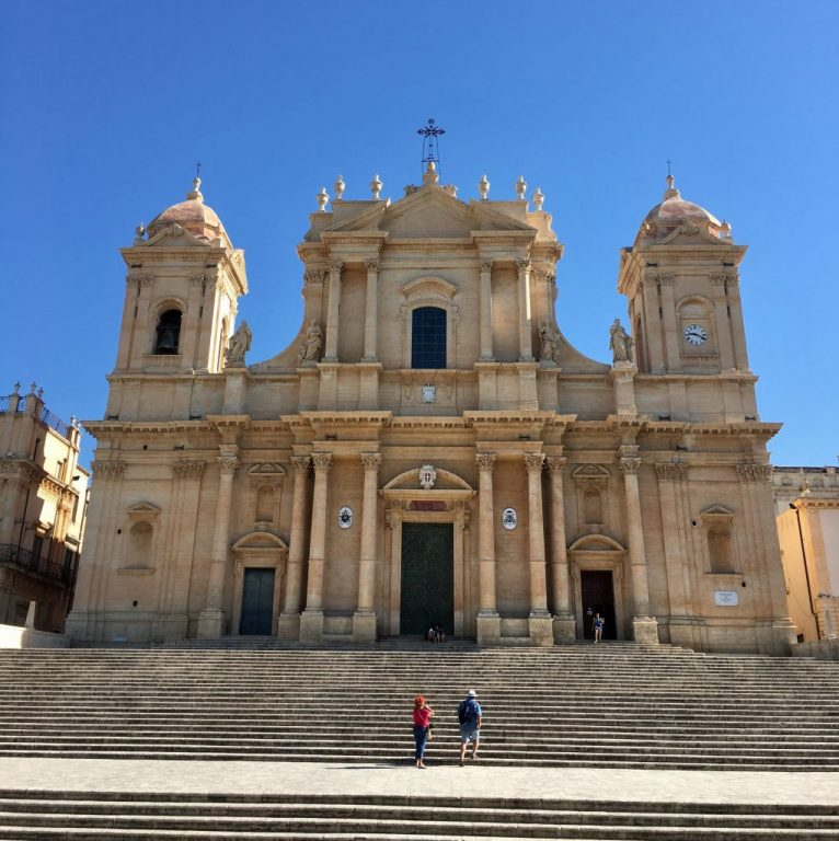 The Cathedral dedicated to Saint Nicolò