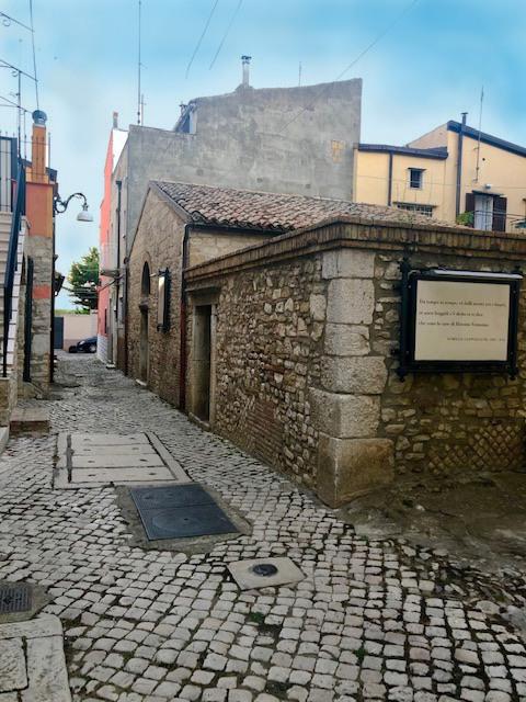 House of Horace in Venosa
