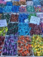 Shopping in Turin: the market of Piazza Benefica