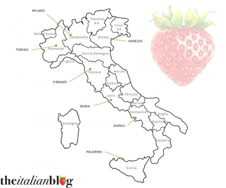 Italian Regions - Visit Italy durin Covid-19