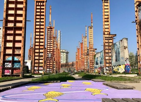 Parco Dora: from post industrial site to amazing urban park