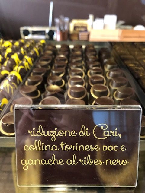 Chocolate producer