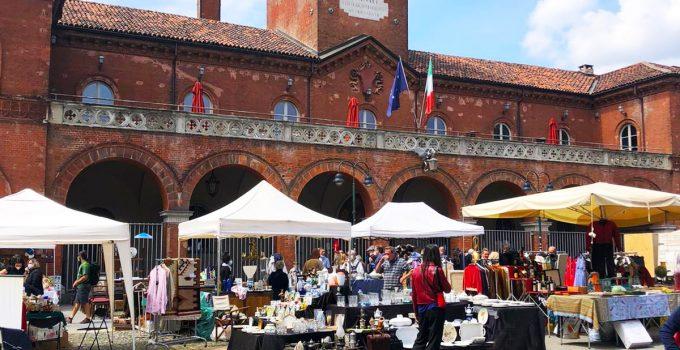 Gran Balon: the great vintage and flea market of Torino