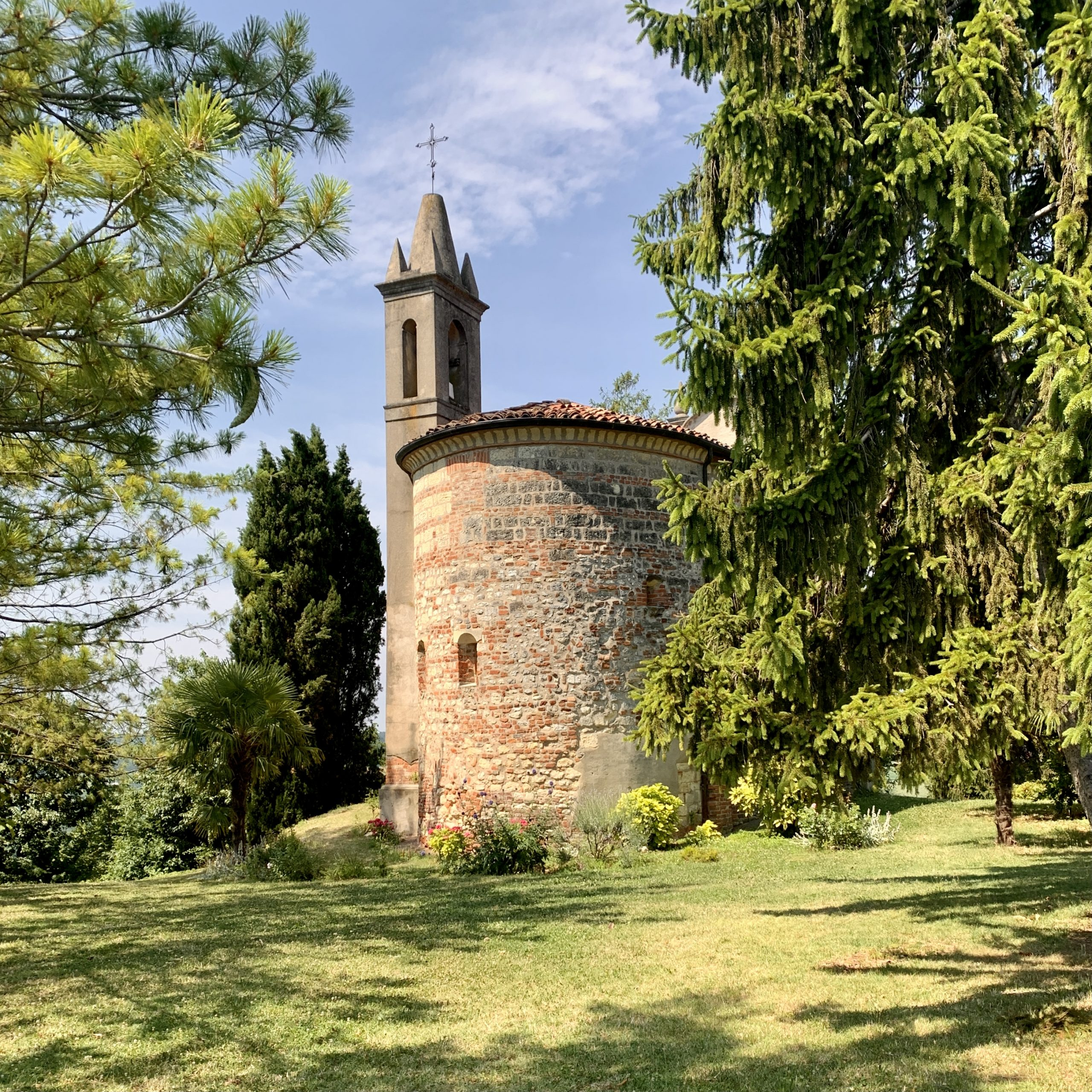 Church dedicated to San Quintino, the children' protector